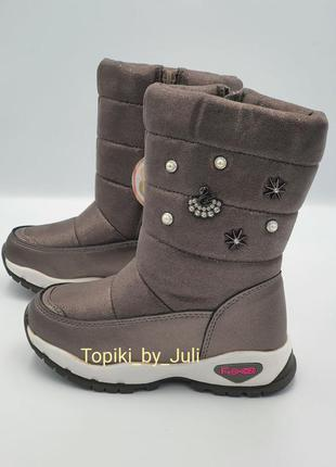 Термо обувь том.м 7900а 28-35р.
