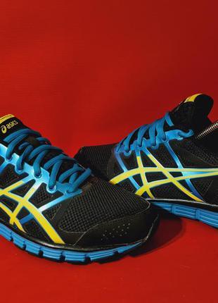 Asics gel attract 2 39р. 25см кросівки для бігу та тренувань