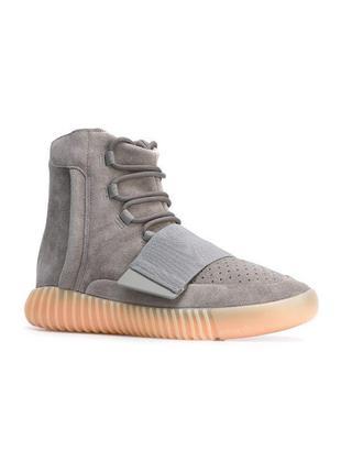 Adidas yeezy хайтопы 'adidas x yeezy boost 750' оригинал