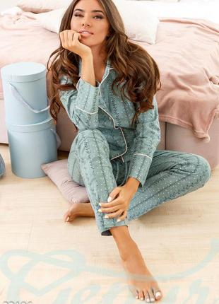 Теплая пижама gepur