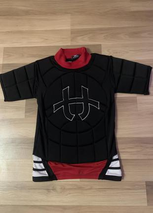Unihoc футболка вратаря для флорбола