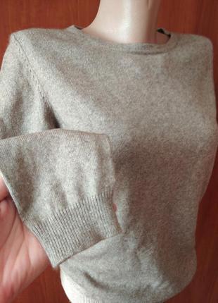 Кашемировый свитер,кофта  кашемир шёлк mod
