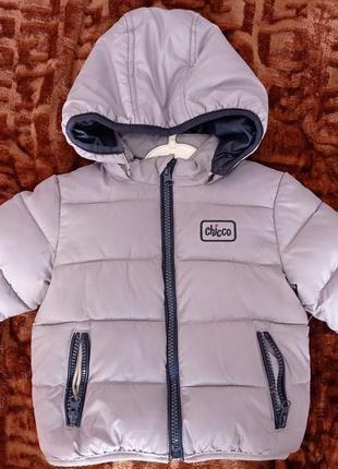 Куртка на мальчика  74 см