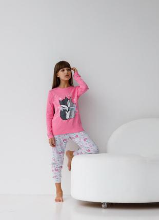 Піжама для дівчинки підлітка nicoletta