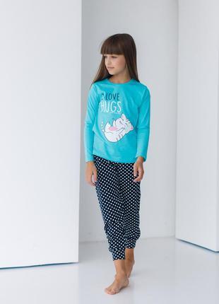 Піжама для дівчинки nicoletta