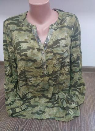 Красивая новая блуза от janina
