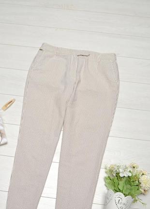 Стильні штани в полоску per una.