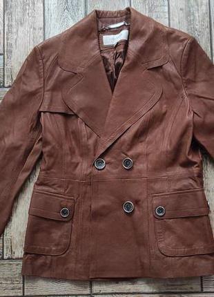 Кожанная куртка от ,, karen millen,,