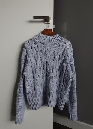 Вязаный свитер reserved
