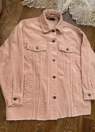 Рубашка куртка zara