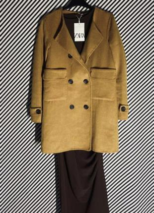 Пальто от zara