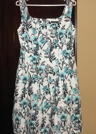 Яркое платье orsey 38-40 / l