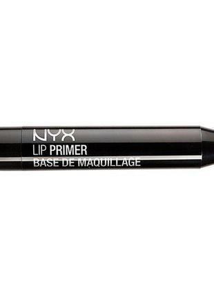 Карандаш-праймер для губ nyx lip primer