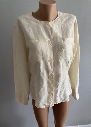 +100% шовк / шелк !! розкішна блуза !