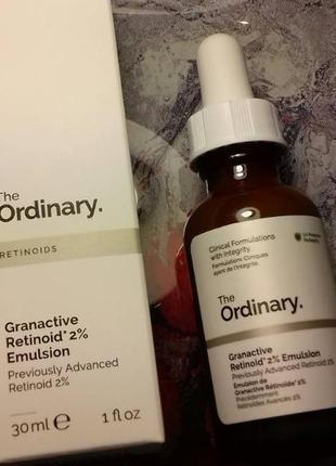 Сыворотка the ordinary granactive retinoid 2% emulsion