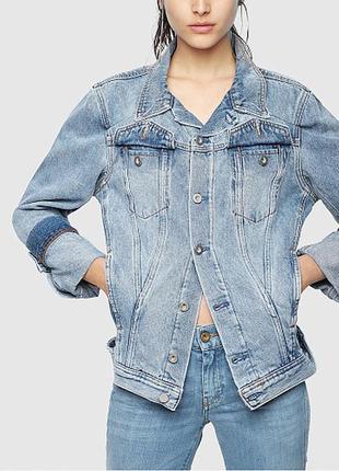 Джинсовая куртка diesel артикул: 9017360
