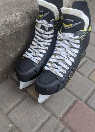 Фирменные хоккейные коньки ccm tacks 3092 р.42