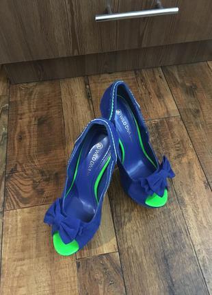 Супер туфли wild diva