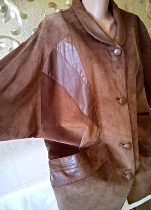 Полу пальто, куртка imperial leather  пог-75 см испания.