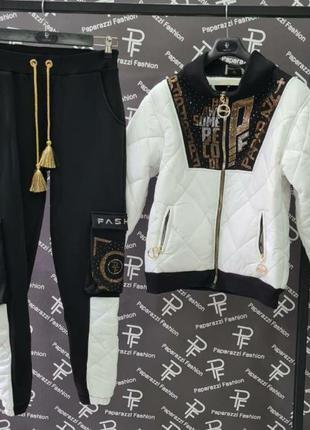 Кочтюм,куртка+ штаны спортивные, высокое качество, размер универсальный.