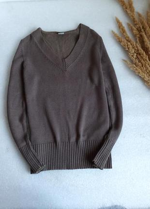 ✨базовий светр із v образним вирізом✨