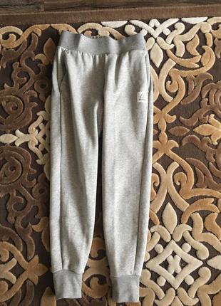 Тёплые штаны reebok