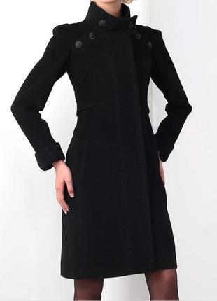 Frizman шерстяное пальто есть кашемир в составе, очень теплое