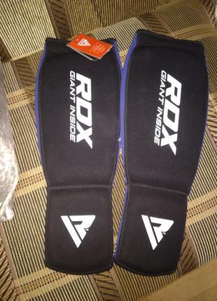 Защитные щитки для ног rdx