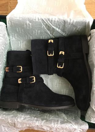 Tommy hilfiger женские ботинки