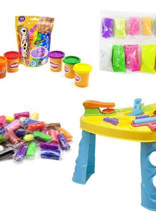 """Большой набор для творчества """"multi table"""""""