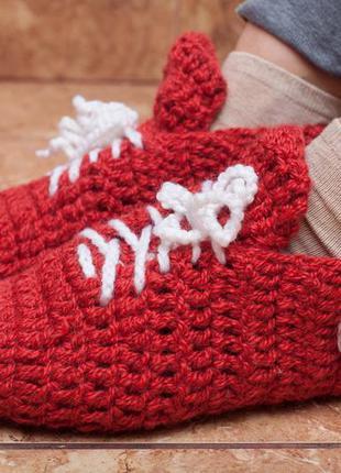 Носки кеды тапки подарок на 14 февраля! день влюбленных
