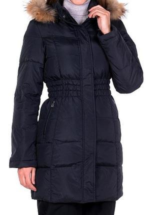 Удлинённая пуховая куртка anta раз xl