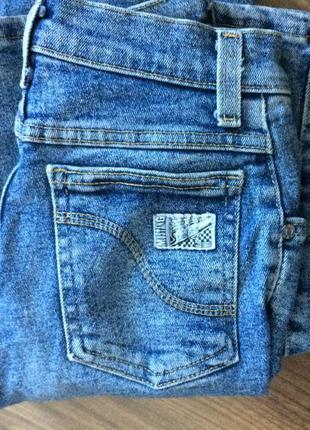 Original mustang jeans немецкие джинсы с завышенной талией