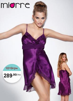 Miorre сорочка женская m-l