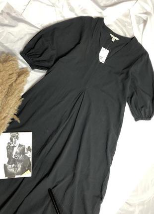 Макси платье в свободном крое