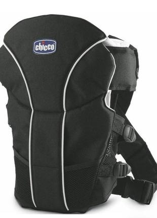 Слинг переноска сумка-кенгуру chicco ultrasoft для малыша рюкзак-кенгуру сумка нагрудная