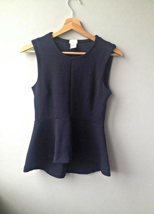 Блуза баской