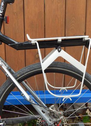 Багажник консольный - topeak mtx beamrack (v-type) велобагажник