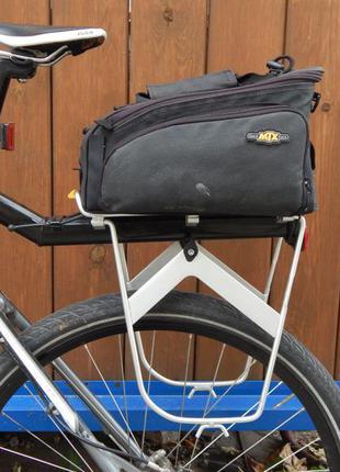 Велосумка topeak mtx quick track (trunk bag dxp)