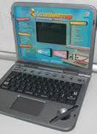 Детский ноутбук, обучающий ноутбук 40 программ