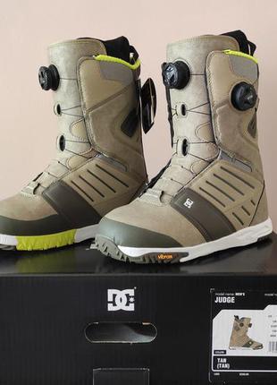 Сноуборд черевики dc jungle boa