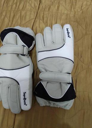 Thinsulate лыжные перчатки 8,5 размер