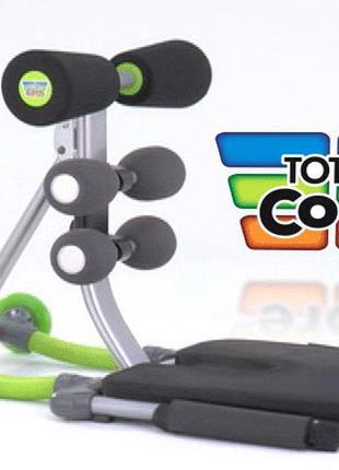 Тренажер для спины и пресса total core