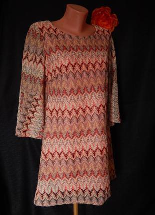 Короткое платье от atmosphere (размер 12-14)