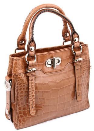 Женская кожаная сумка wanlima