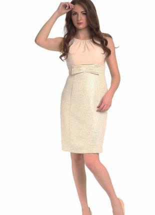 Новое нарядное платье fever размер s-м