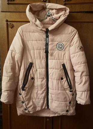 Куртка для дівчинки осінь - весна
