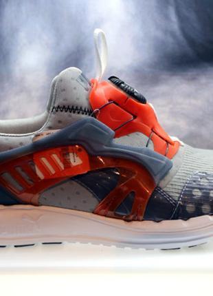 Puma disc blaze running sneaker