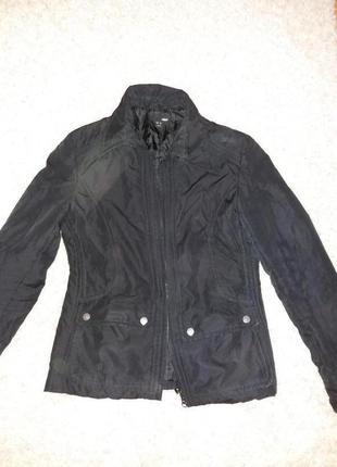 Куртка на синтепоне h&m 48р