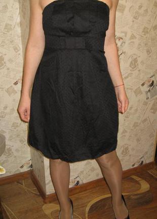 Маленькое чёрное платье yessica